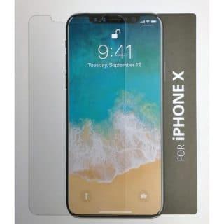 GEAR Härdat Glas 2,5D 50-pack i bulk iPhoneX/Xs/11pro