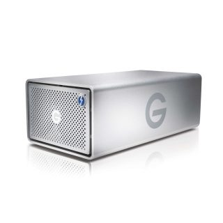 GTECH G-SPEED Shuttle SSD Thunderbolt 3 16000GB Svart