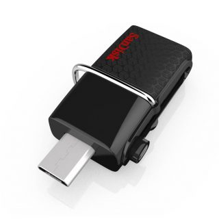 SANDISK USB-minne 3.0 Ultra Dual 32GB