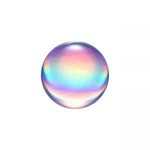 POPSOCKETS Rainbow Orb Gloss Avtagbart Grip med Ställfunktion (Copy)