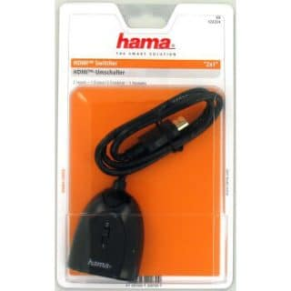 HAMA 2×1 HDMI Switcher