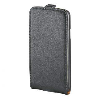 HAMA Mobilväska Flip-Front iPhone6 Plus Läder Svart
