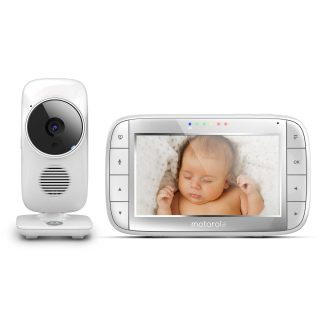 MOTOROLA Babymonitor MBP483 – Video