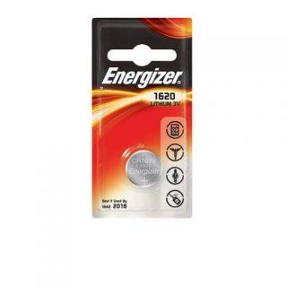ENERGIZER Batteri CR1620 Lithium 1-pack