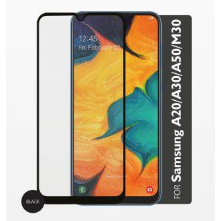GEAR Härdat Glas 2,5D Samsung A50 / A30 / A20