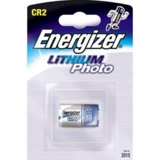 ENERGIZER Batteri CR2 Lithium 1-pack