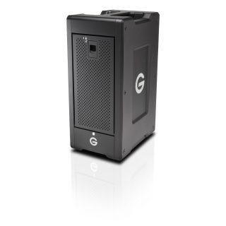 GTECH G-SPEED Shuttle XL 64000 GB Thunderbolt 3 Svart