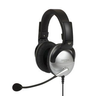 Headset SB45 USB On-Ear Silver/Svart