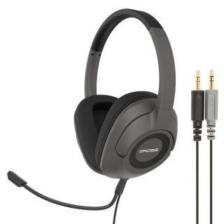 KOSS Headset SB42 Over-Ear Mic Remote Svart
