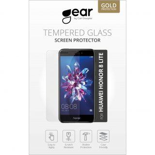 GEAR Härdat Glas 2.5D Huawei Honor 8 Lite