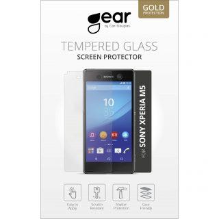 GEAR Härdat Glas 2.5D Xperia M5
