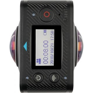 KITVISION Actioncamera Immerse 360 Dual Lens WiFi