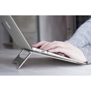 DESIRE2 Laptopställ Portable Silve