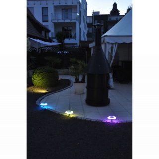 MIPOW Playbulb Garden Pro (garden & pool) RGB BT 30mW Solcellsdriven Flyter