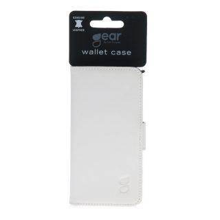 GEAR Plånboksväska Vit 4″ iPhone5C