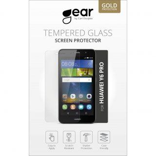 GEAR Härdat Glas 2.5D Huawei Y6 Pro