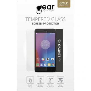 GEAR Glass Prot. 5″ Lenovo K6