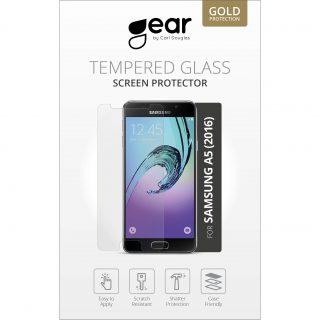 GEAR Härdat Glas 2.5D Samsung A5 (2016)
