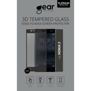 GEAR Tempered Glass 2.5D Nokia3