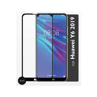 GEAR Härdat Glas 2,5D Full Cover Huawei Y6 2019