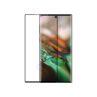 GEAR Härdat Glas 3D Full Cover Black Samsung Note 10 2019