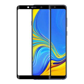 GEAR Härdat Glas 3D Full Cover Svart Samsung Galaxy A9