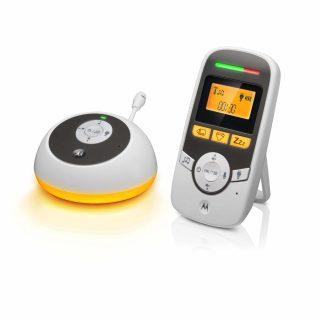 MOTOROLA Babymonitor MBP161 – Audio