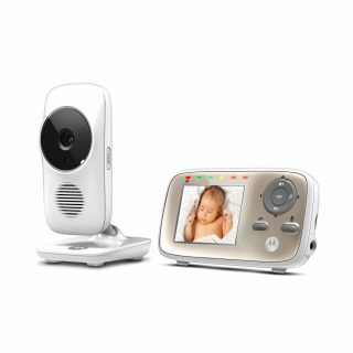 MOTOROLA Babymonitor MBP482 – Video