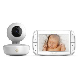 MOTOROLA Babymonitor MBP50 – Video