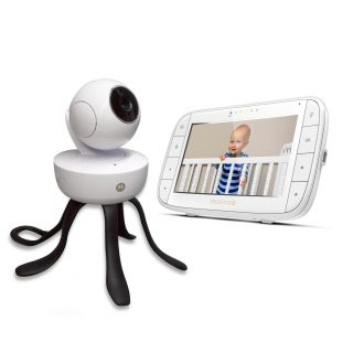 MOTOROLA Babymonitor MBP855 – WiFi / Video