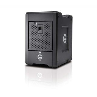 GTECH G-SPEED Shuttle SSD Thunderbolt 3 8000GB Svart