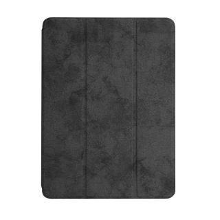 GEAR Tabletfodral Grå iPad 9,7″ 2018 plats för Apple Pencil