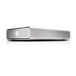 GTECH Extern HDD USB-C 4TB Silver