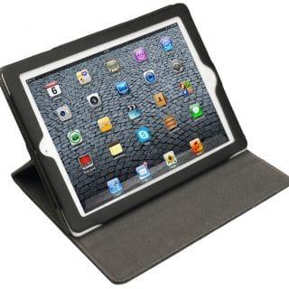GEAR Tabletfodral Svart 360 Samsung Note 8tum Magnetlås